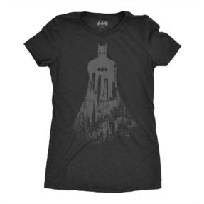 Ladie's T-shirt Batman - The Dark Night Rises