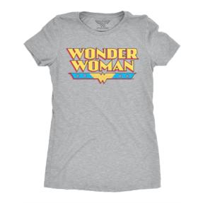 Ladie's T-shirt Wonder Woman Logo