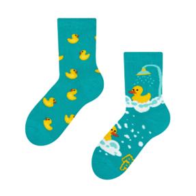 Detské veselé ponožky Kačičky