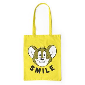 Plátená taška Tom a Jerry ™ Úsmev