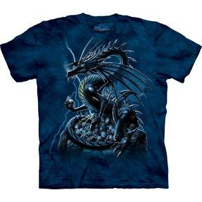 Tričko Strážný drak lebek