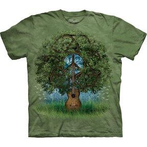 Tričko Gitarový strom