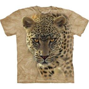 Hipnotikus leopárd póló
