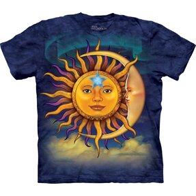 Tričko Slunce a Měsíc