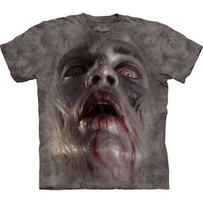Zombie Face Adult