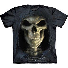 A halál arca póló