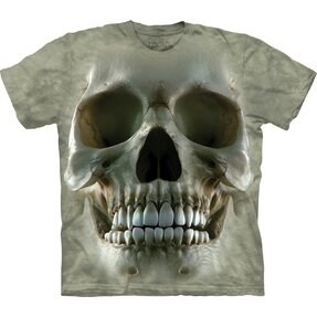 Big Face Skull Adult