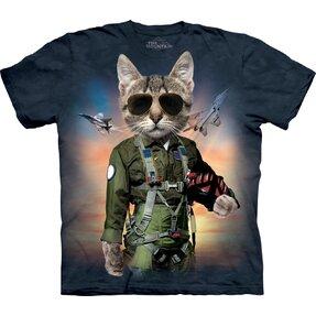 Tričko Kočička bojovnice
