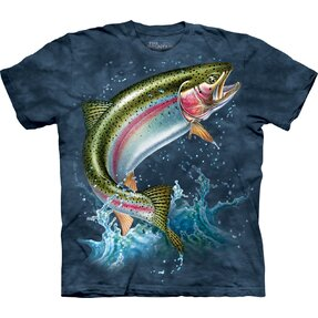 T-Shirt Regenbogenforelle