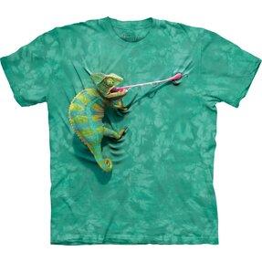 T-Shirt Chamäleon