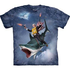 Dubya Shark Aquatic T Shirt
