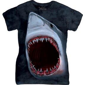 Dámske tričko Zuby Žraloka