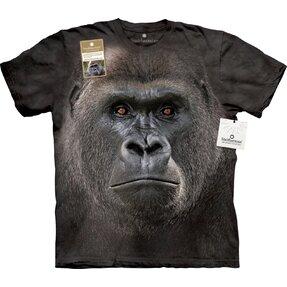 Big Face Lowlands Gorilla