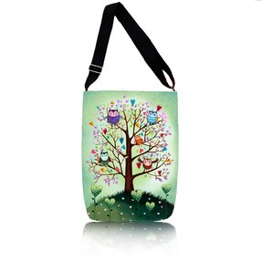 Easy Cross Shoulder Bag - Nature's Beauty