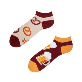 Členkové veselé ponožky Pivo