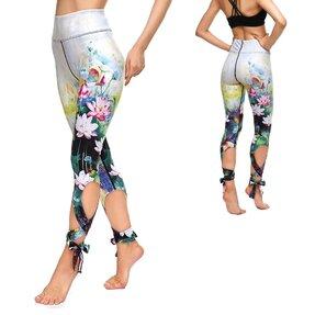 Fitness Leggings mit Bindung Spring