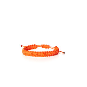Microcord Armband King Cobra orange