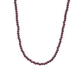 Náhrdelník Granát malé guličky - kameň energie