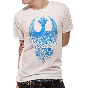 Tričko Star Wars Jedi Badge Explosion