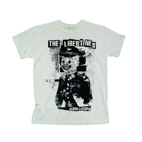 "T-Shirt The Libertines ""Albion to Utopia"""