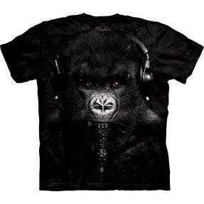 Tričko DJ Gorila