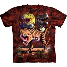 Detské tričko Tyrannosaurus rex