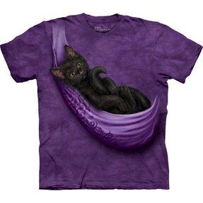 Tričko Mačacia kolíska - detské
