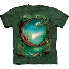 Tričko Mesačný strom