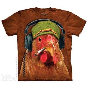 Tričko Rasta kuře