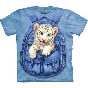 Tričko Tigrík v batôžku – detské