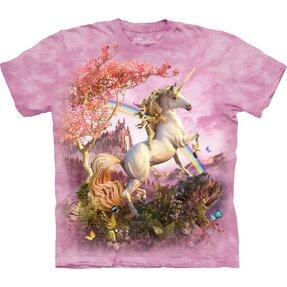 Tričko Překrásný jednorožec - dětské
