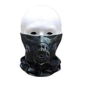 Multifunkční šátek Plynová maska