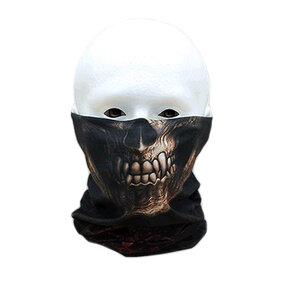Multifunkční šátek Zuby upíra