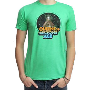 T-Shirt Queen Space Mountain