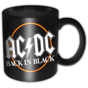 Keramický hrníček AC/DC Back in Black Circle