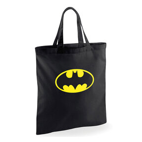 Plátěná taška Batman logo