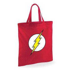 Plátená taška Flah logo