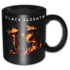Kerámia bögre Black Sabbath 13