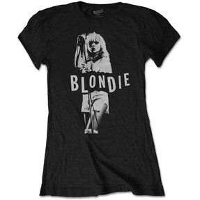 Dámske tričko Blondie Mic. Stand
