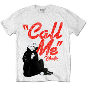 Tricou Blondie Call Me