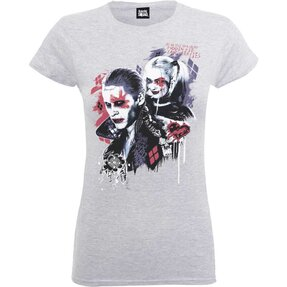 Dámske tričko DC Comics Suicide Squad Harley's Puddin