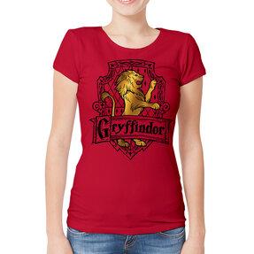 Dámske tričko Harry Potter - Odvaha