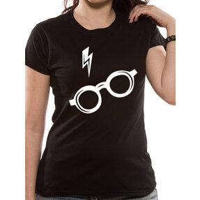 Dámske tričko Harry Potter - Okuliare