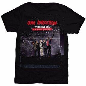 Dámske tričko One Direction San Siro Movie