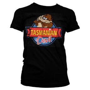 Dámské triko Tasmanian Devil