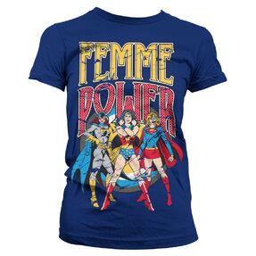 Dámske tričko Wonder Woman Ženská sila