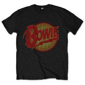 Tričko David Bowie Diamond Dogs Vintage