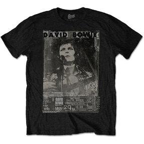 Tričko David Bowie Ziggy