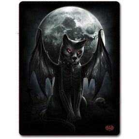 Pătura Pisica vampir