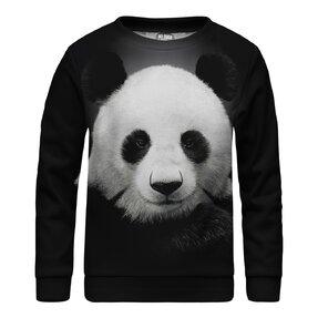 Detská mikina bez kapucne Panda
